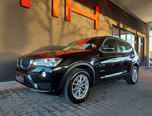 BMW X3 xDrive 20d LED, 6 Gang Schaltgetriebe!!! bei CarPort || Meyer-Hafner in