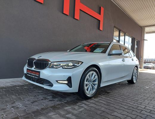 BMW 320d xDrive Touring Aut., AHK, LED, Kamera, HiFi bei CarPort || Meyer-Hafner in