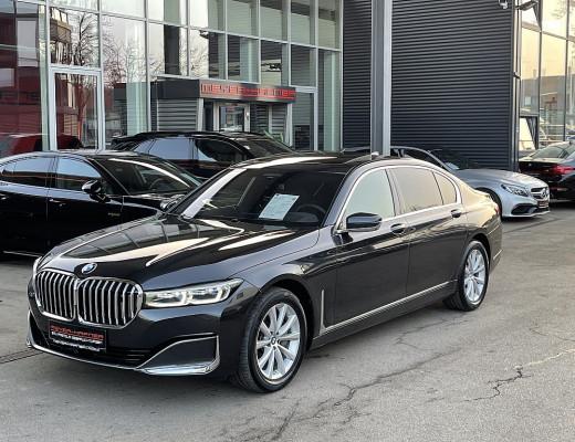 BMW 730Ld xDrive Aut., STHZ, Massage, Laserlicht, Harman Kardon, Night Vision bei CarPort || Meyer-Hafner in