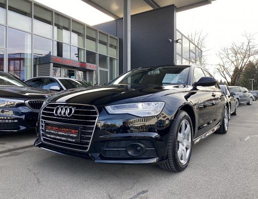Audi A6 Avant 2,0 TDI ultra S-tronic, Kamera, LED-Matrix bei CarPort || Meyer-Hafner in