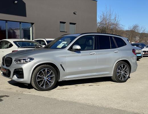 BMW X3 xDrive30i Aut., Harman Kardon, Head-Up, LED, Pano, AHK, LKHZ, 20″ bei CarPort || Meyer-Hafner in