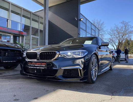 BMW M550i xDrive Aut. bei CarPort || Meyer-Hafner in