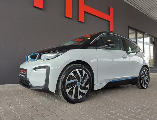 BMW i3 120 Ah, SHZ, LED, 19″ bei CarPort || Meyer-Hafner in