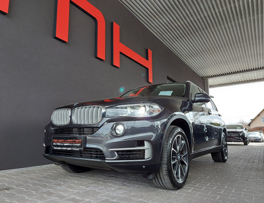 BMW X5 xDrive40e iPerformance (Hybrid) Aut., HiFi, AHK, Kamera, 19″ bei CarPort || Meyer-Hafner in