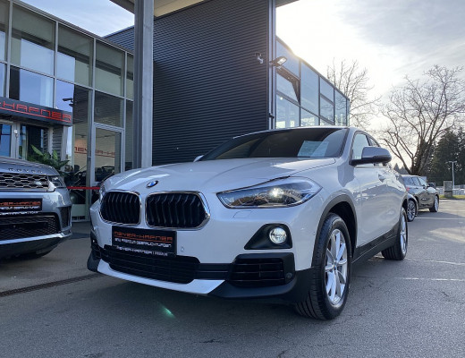 BMW X2 sDrive18i Aut., Kamera, Komfortzugang, HiFi, Navi, LED, SHZ, bei CarPort || Meyer-Hafner in