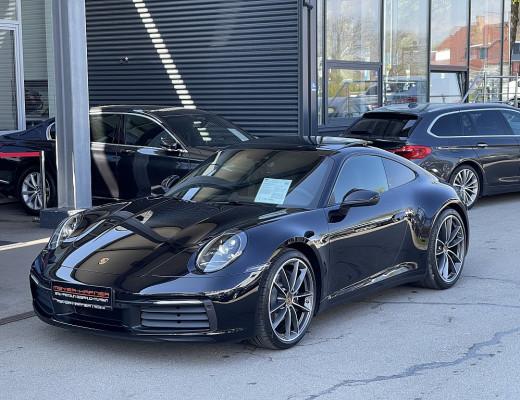 Porsche 911 Carrera Coupé PDK, LED, BOSE, Schiebedach, Kamera, 20-/21″ bei CarPort || Meyer-Hafner in