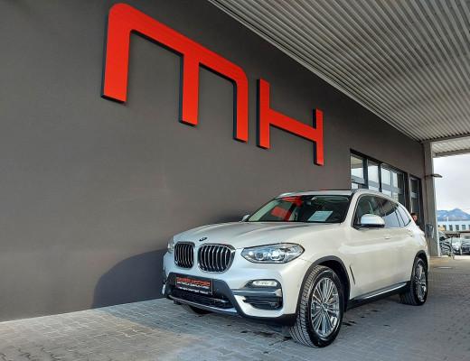 BMW X3 xDrive 20d Luxury Line Aut., Pano, HiFi, Komfortzugang, LED, ISOFIX, 18″ bei CarPort || Meyer-Hafner in
