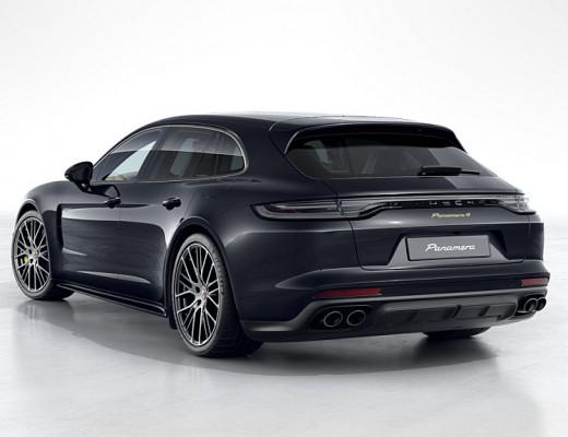 Porsche Panamera 4 E-Hybrid Sport Turismo Panamera 4 E-Hybrid Sport Turismo, Pano, BOSE, 21″ bei CarPort || Meyer-Hafner in