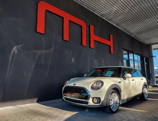 Mini MINI Clubman Cooper D Aut., Navi, ISOFIX, SHZ, Komfortzugang bei CarPort || Meyer-Hafner in