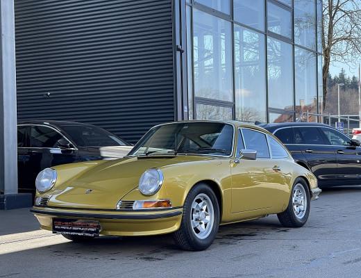 Porsche 911 2.4 T Coupe bei CarPort || Meyer-Hafner in