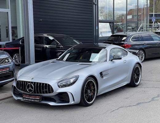 Mercedes-Benz Mercedes-AMG GT R bei CarPort || Meyer-Hafner in