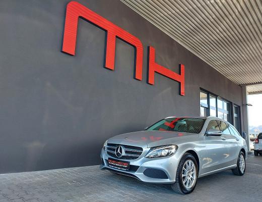 Mercedes-Benz C 180 d T Avantgarde Aut. LED, Leder, Navi, großer Kraftstofftankt bei CarPort || Meyer-Hafner in