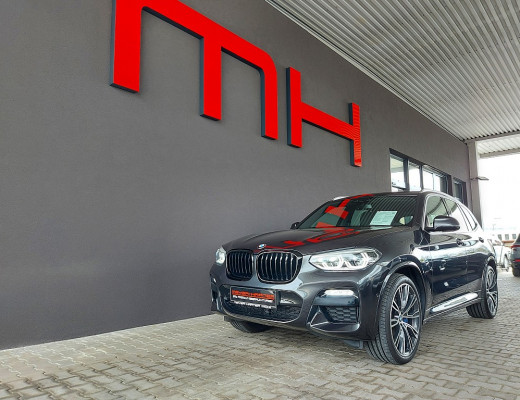 BMW X3 xDrive30d M Sport Aut. 21 Zoll, nur 27.500km!!! bei CarPort || Meyer-Hafner in