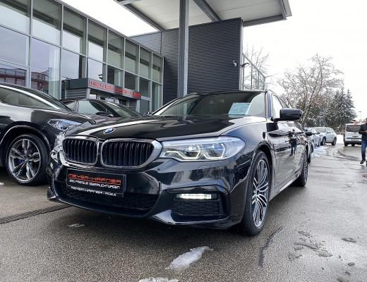 BMW 530d xDrive Touring M-Paket Aut., Kamera, HiFi, LED, Pano, STHZ, 19″ bei CarPort    Meyer-Hafner in