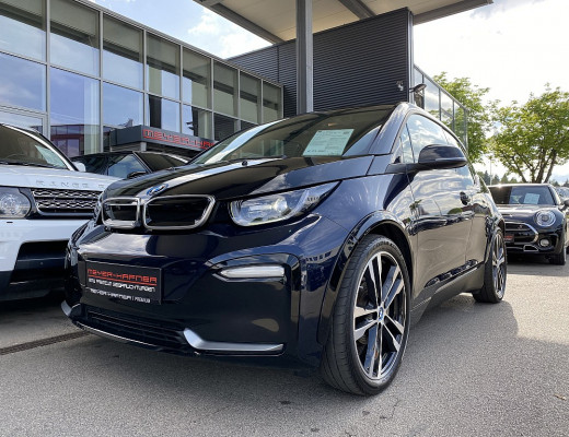BMW i3 S 94 Ah eDrive Mega City Vehicle, Navi-Pro, LED, SHZ, 20″ bei CarPort || Meyer-Hafner in