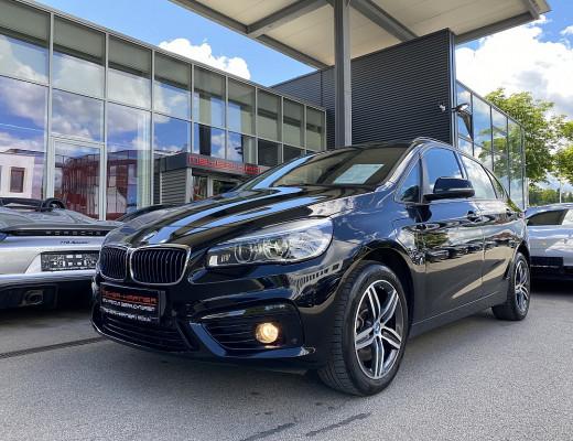 BMW 225xe PHEV Active Tourer Sport Line Aut., LED, Kamera, Navi, LKHZ, SHZ bei CarPort || Meyer-Hafner in