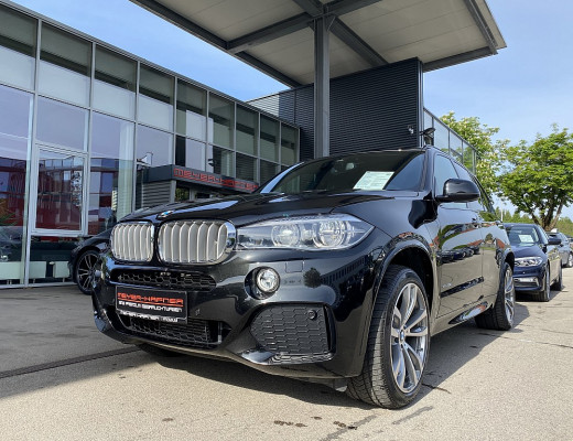 BMW X5 PHEV xDrive40e M-Paket Aut., Kamera, HiFi, LED, Navi-Pro, 20″ bei CarPort || Meyer-Hafner in