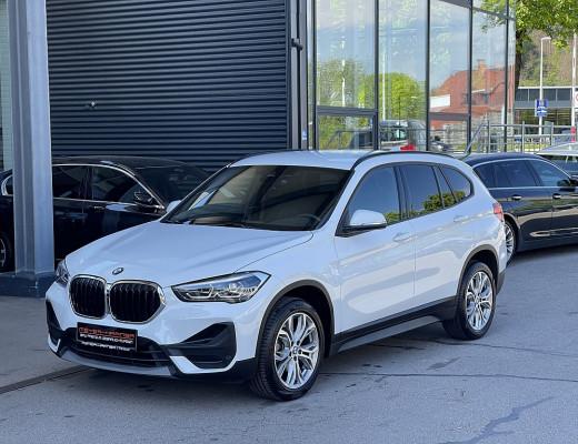 BMW X1 sDrive16d Aut., Kamera, LED, Komfortzugang, 18″ bei CarPort || Meyer-Hafner in