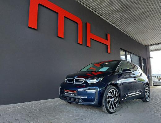 BMW i3 120 Ah, Navi, Komfortzugang, Kamera, SHZ, Navi, 19″ bei CarPort || Meyer-Hafner in