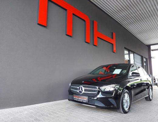 Mercedes-Benz B 180 d, Kamera, Navi, SHZ, LED bei CarPort || Meyer-Hafner in