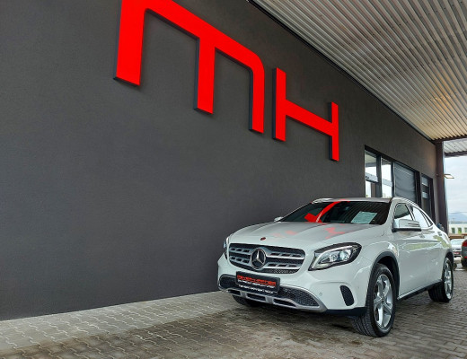 Mercedes-Benz GLA 200 d Austria Edition Aut., LED, Kamera, Navi, SHZ bei CarPort || Meyer-Hafner in