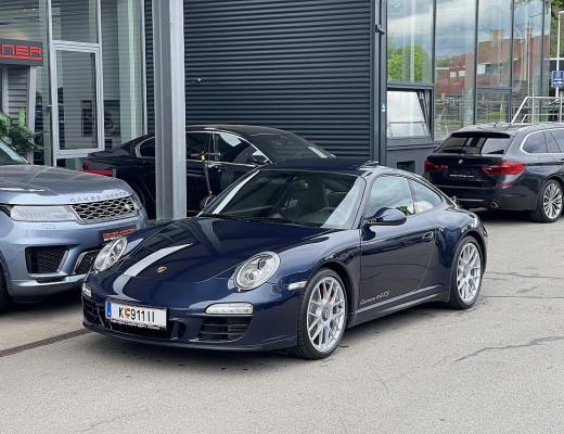 Porsche 911 Carrera 4 GTS Coupé PDK, BOSE, Sport-Chrono, Navi, Schiebedach bei CarPort || Meyer-Hafner in