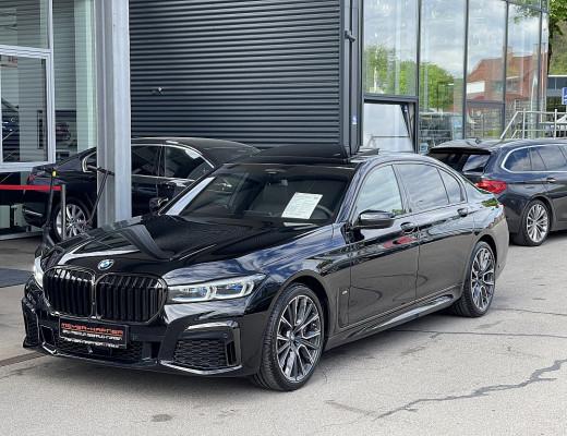 BMW 750Ld xDrive Aut., Harman Kardon, Laserlicht, Pano, Navi-Pro, Kamera bei CarPort || Meyer-Hafner in
