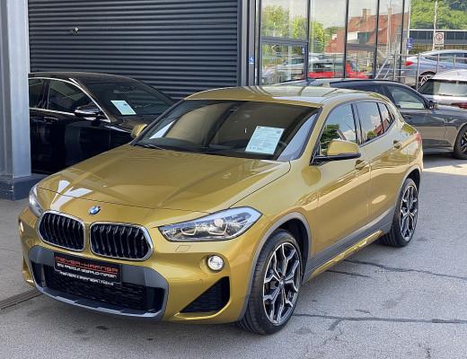 BMW X2 xDrive18d M-Paket Aut., Navi, LED, Kamera, SHZ, 19″ bei CarPort || Meyer-Hafner in