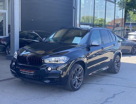 BMW X5 M50d Aut. ACC, AHK, LED, B&O, Nappa, Soft Close, Surround View bei CarPort || Meyer-Hafner in