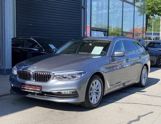 BMW 520d xDrive Touring Aut., Komfortzugang, HiFi, Navi-Pro, LED, SZBL bei CarPort || Meyer-Hafner in