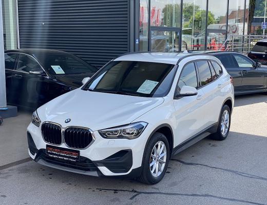 BMW X1 sDrive16d Aut., Kamera, Komfortzugang, Navi, LED, SHZ bei CarPort || Meyer-Hafner in