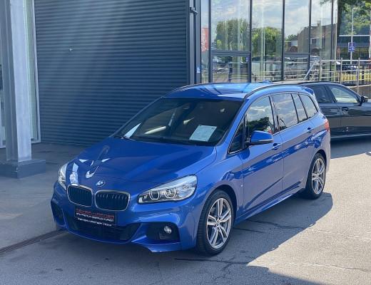 BMW 218d xDrive Gran Tourer M-Paket Aut., LED, Head-Up, HiFi, ISOFIX, Navi-Plus, 18″ bei CarPort || Meyer-Hafner in