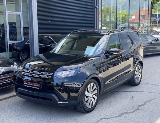 Land Rover Discovery 5 2,0 TD4 S Aut., Kamera, Meridian-Soundsystem, Navi, 20″ bei CarPort || Meyer-Hafner in