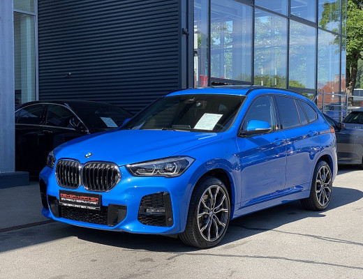 BMW X1 xDrive20i M-Paket Aut., Kamera, Pano, Memory, Harman Kardon, Head-Up, 18″ bei CarPort || Meyer-Hafner in