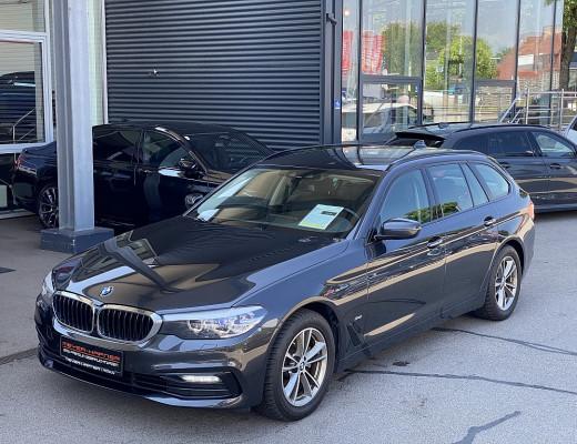 BMW 520d xDrive Touring Sport Line Aut., Navi-Pro,  17″ bei CarPort || Meyer-Hafner in