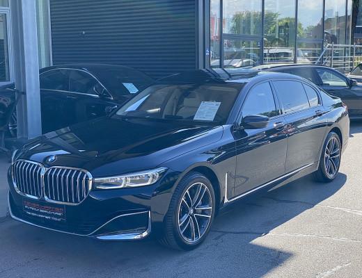 BMW 740Ld xDrive Limousine Aut., Laserlicht, Massage, Night Vision, Kamera, STHZ,, 19″ bei CarPort || Meyer-Hafner in