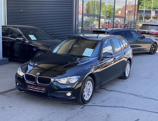 BMW 320d xDrive Touring Aut., Kamera, Navi, SHZ bei CarPort || Meyer-Hafner in