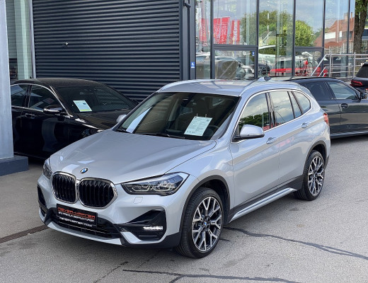 BMW X1 sDrive18d Sport Line Aut., Navi, Kamera, SHZ, 18″ bei CarPort || Meyer-Hafner in