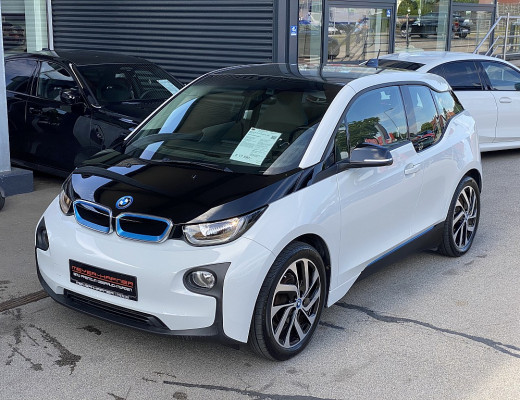 BMW i3 94 Ah (mit Batterie), SHZ, Navi, 19″ bei CarPort    Meyer-Hafner in