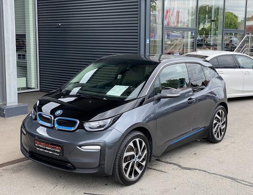 BMW i3 120 Ah, Komfortzugang, LED, Navi, Kamera, Care P., SHZ, 19″ bei CarPort || Meyer-Hafner in