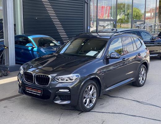 BMW X3 xDrive 20d M-Paket Aut., LED, LKHZ, Head-Up, Navi-Pro, 20″ bei CarPort || Meyer-Hafner in