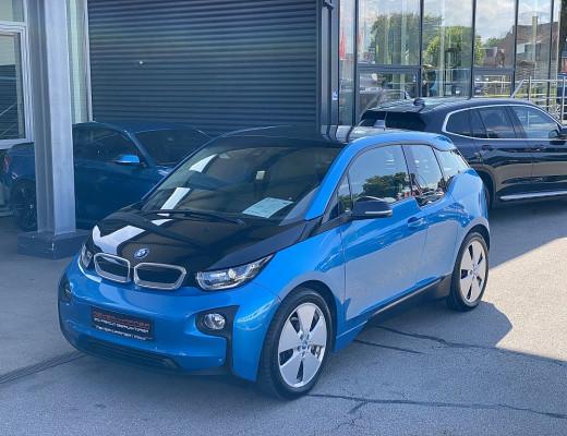 BMW i3 94 Ah (mit Batterie), Kamera, Navi, LED, SHZ, 19″ bei CarPort || Meyer-Hafner in
