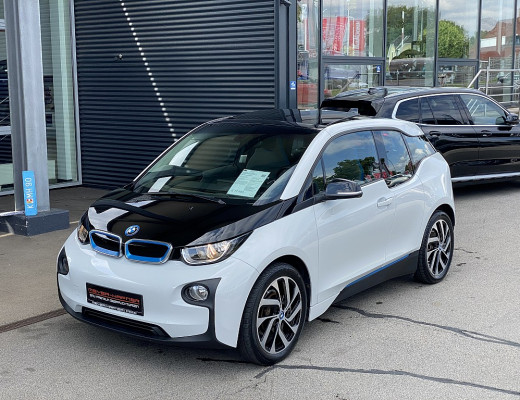 BMW i3 94 Ah (mit Batterie), Glasdach, Navi, SHZ, 19″ bei CarPort    Meyer-Hafner in