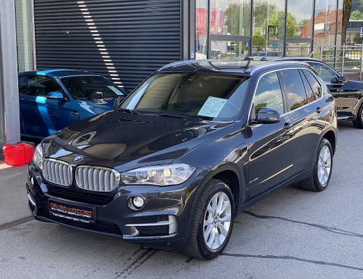 BMW X5 PHEV xDrive40e Aut., HiFi, Head-Up, Kamera, 19″ bei CarPort    Meyer-Hafner in