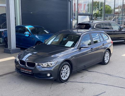 BMW 316d Touring, Navi-Pro, SHZ, Kamera, AHK bei CarPort    Meyer-Hafner in
