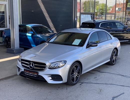 Mercedes-Benz E 200 d AMG-line Aut., Burmester, Head-Up, KEYLESS-GO bei CarPort    Meyer-Hafner in