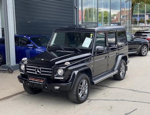 Mercedes-Benz G500 Station Wagen bei CarPort    Meyer-Hafner in
