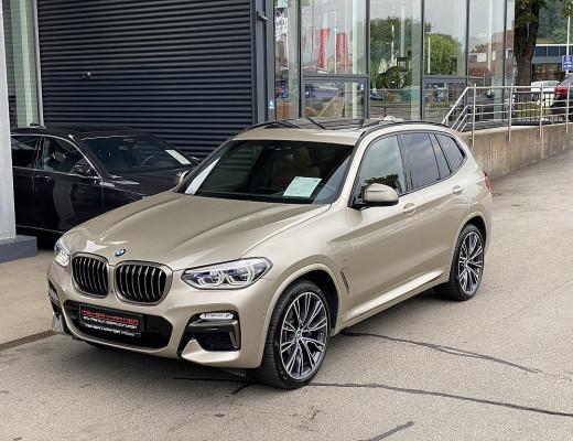 BMW X3 M40i PANO, Harman Kardon, Memory, LED, 21 Zoll, Dispaly Key bei CarPort    Meyer-Hafner in