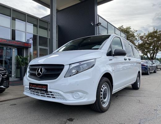 Mercedes-Benz Vito eVito Tourer lang bei CarPort || Meyer-Hafner in