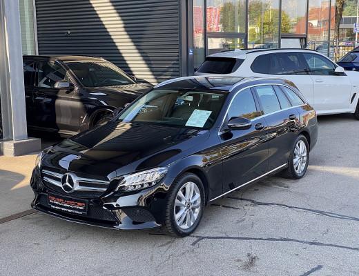 Mercedes-Benz C 200 d T Aut. bei CarPort    Meyer-Hafner in